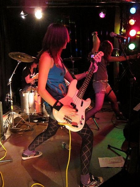 The Ramonas - London - Nambucca
