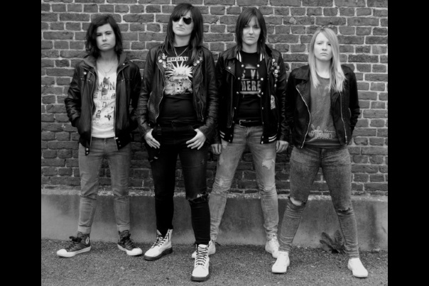 The Ramonas - The UK's All Girl Tribute to the Ramones